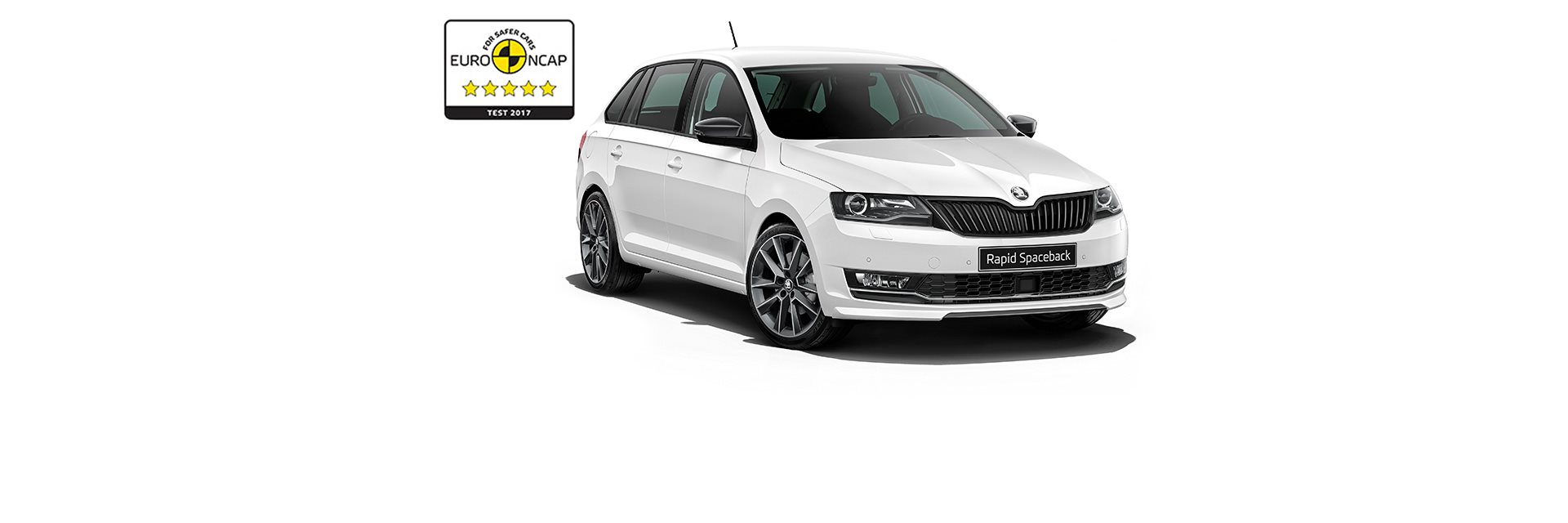 Sicurezza - ŠKODA RAPID SPACEBACK