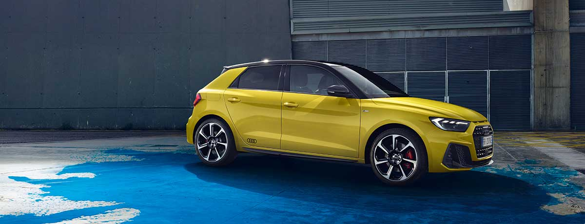 Nuova Audi A1! Nativa Digitale.